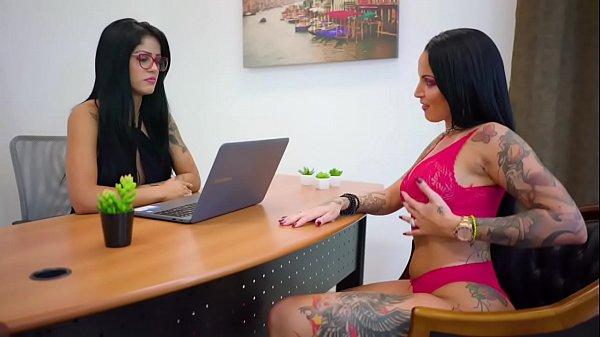 Shayene Samara e Elisa Sanches